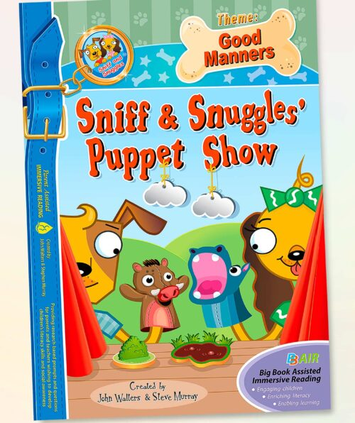 Sniff and Snuggles Puppet Show