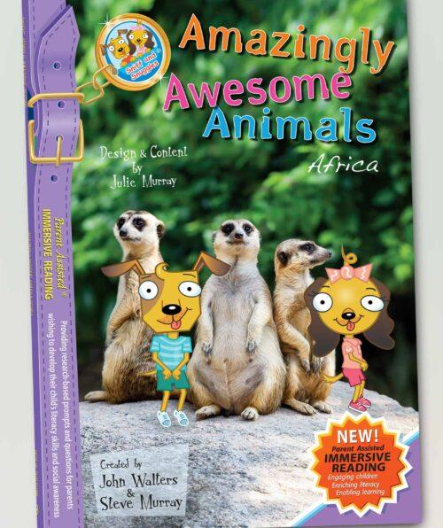 Amazing Awesome Animals