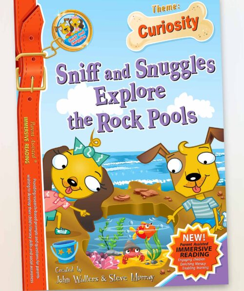 Sniff and Snuggles Explore the Rockpools