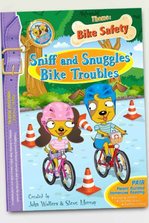 Sniff and Snuggles Bike Troubles