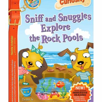 Sniff and Snuggles Explore the Rock Pools