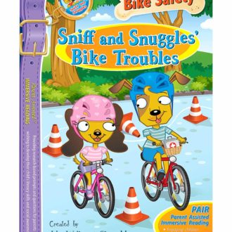 Sniff and Snuggles' Bike Troubles